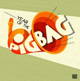 Pigbag/YEAR OF PIGBAG  CD