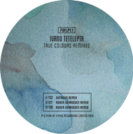 Ivano Tetelepta/TRUE COLOURS RX'S #1 12""