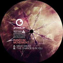 Random Movement/MEAT SAUCE 12""