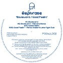 Rephrase/BOULEVARD & GOOD FEELIN' 12""