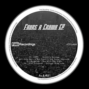 Various/FOUR'S A CROWD EP 12""