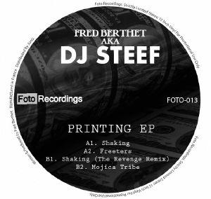 "DJ Steef/PRINTING EP 12"""
