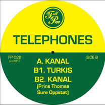 Telephones/KANAL - PRINS THOMAS 12""