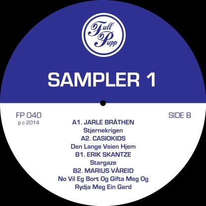 """Various/FULL PUPP SAMPLER 1 12"""""""