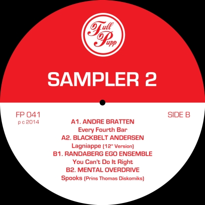 Various/FULL PUPP SAMPLER 2 12""