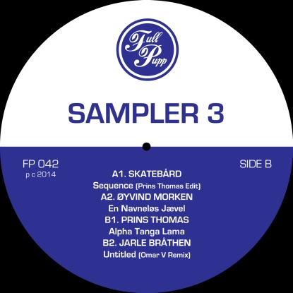 Various/FULL PUPP SAMPLER 3 12""