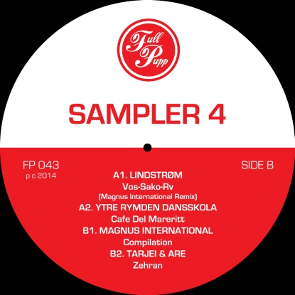 Various/FULL PUPP SAMPLER 4 12""