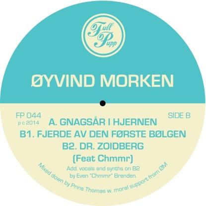 """Oyvind Morken/GNAGSAR I HJERNEN 12"""""""