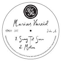 "Marius Vareid/SANG TIL SARA 12"""