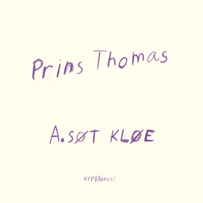 Prins Thomas/2 THE LTD BONUS TRACKS! 12""