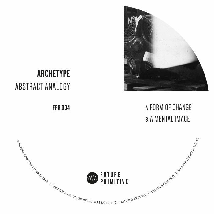 Archetype/ABSTRACT ANALOGY EP 12""