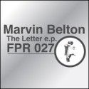 Marvin Belton/THE LETTER EP 12""
