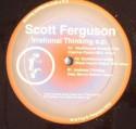 "Scott Ferguson/IRRATIONAL THINKING 12"""