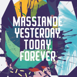 Massiande/YESTERDAY, TODAY, FOREVER 12""