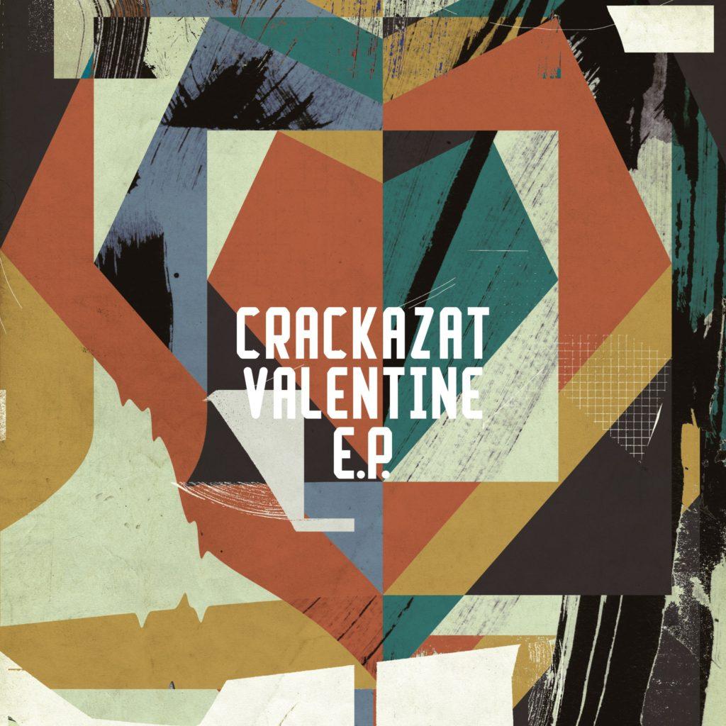 "Crackazat/VALENTINE EP 12"""