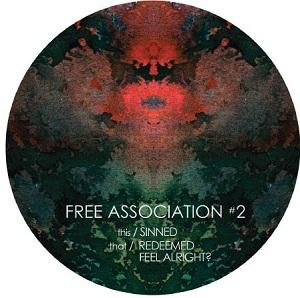 "Free Association/#2 EP (3 TRACKS) 12"""