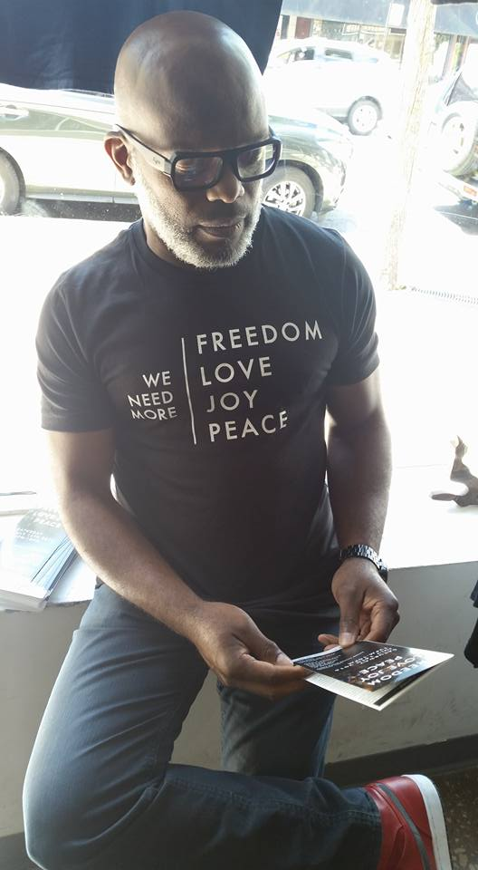 Freedom Love Joy Peace/T-SHIRT