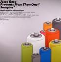 "Jesse Rose/MORE THAN ONE SAMPLER #1 12"""