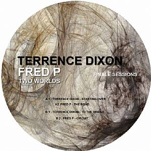 Terrence Dixon & Fred P/TWO WORLDS 12""