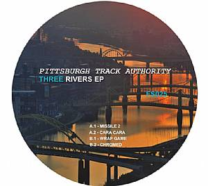 Pittsburgh T.A./THREE RIVERS EP 12""