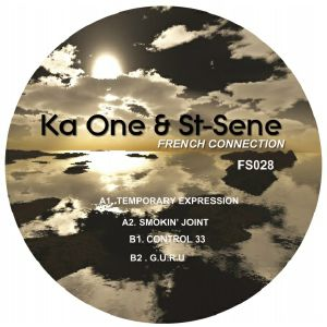 Ka One & St-Sene/FRENCH CONNECTION 12""