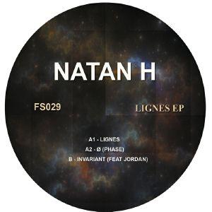"Natan H/LIGNES EP 12"""
