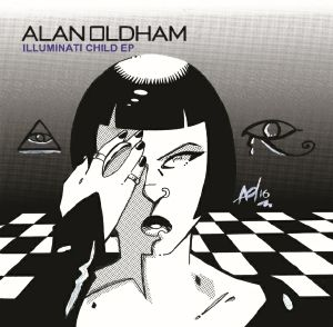 Alan Oldham/ILLUMINATI CHILD 12""