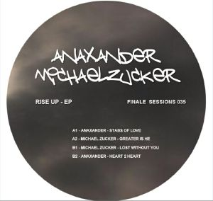 Anaxander & Michael Zucker/RISE UP 12""
