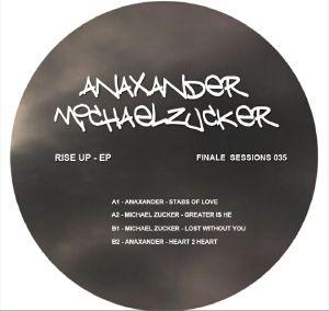 """Anaxander & Michael Zucker/RISE UP 12"""""""