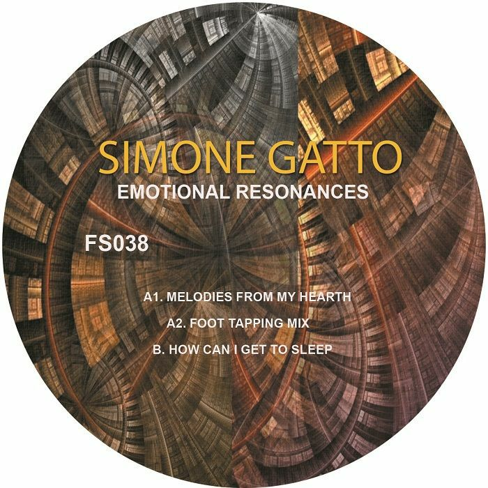Simone Gatto/EMOTIONAL RESONANCES 12""
