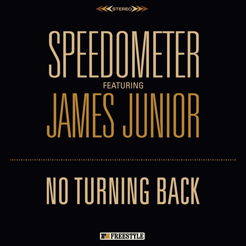 Speedometer/NO TURNING BACK (REFLEX) 12""