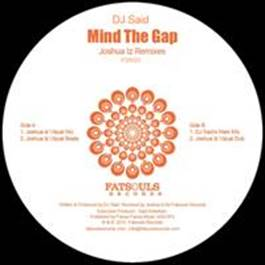 DJ Said/MIND THE GAP JOSHUA IZ RMX 12""