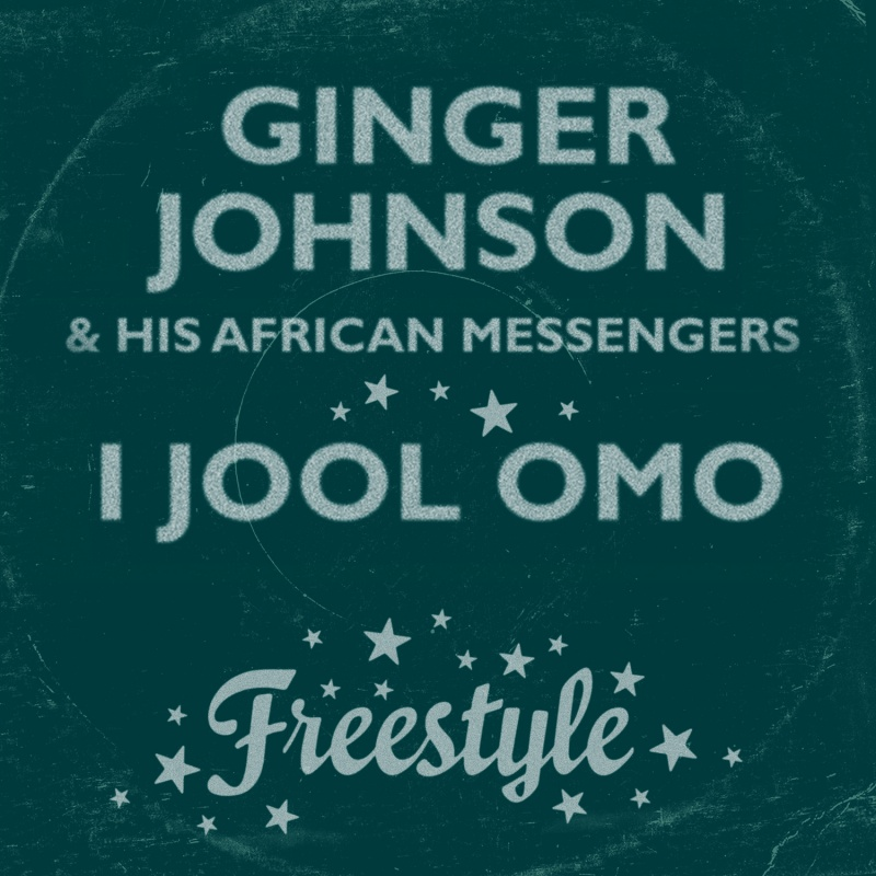 Ginger Johnson/I JOOL OMO (1967) 7""