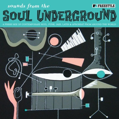 Various/SOUNDS FROM SOUL UNDERGROUND CD