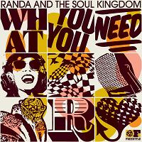 Randa & The Soul Kingdom/WHAT YOU... CD
