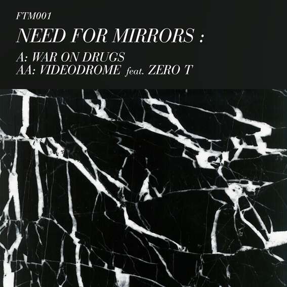 """Need For Mirrors/WAR ON DRUGS 12"""""""