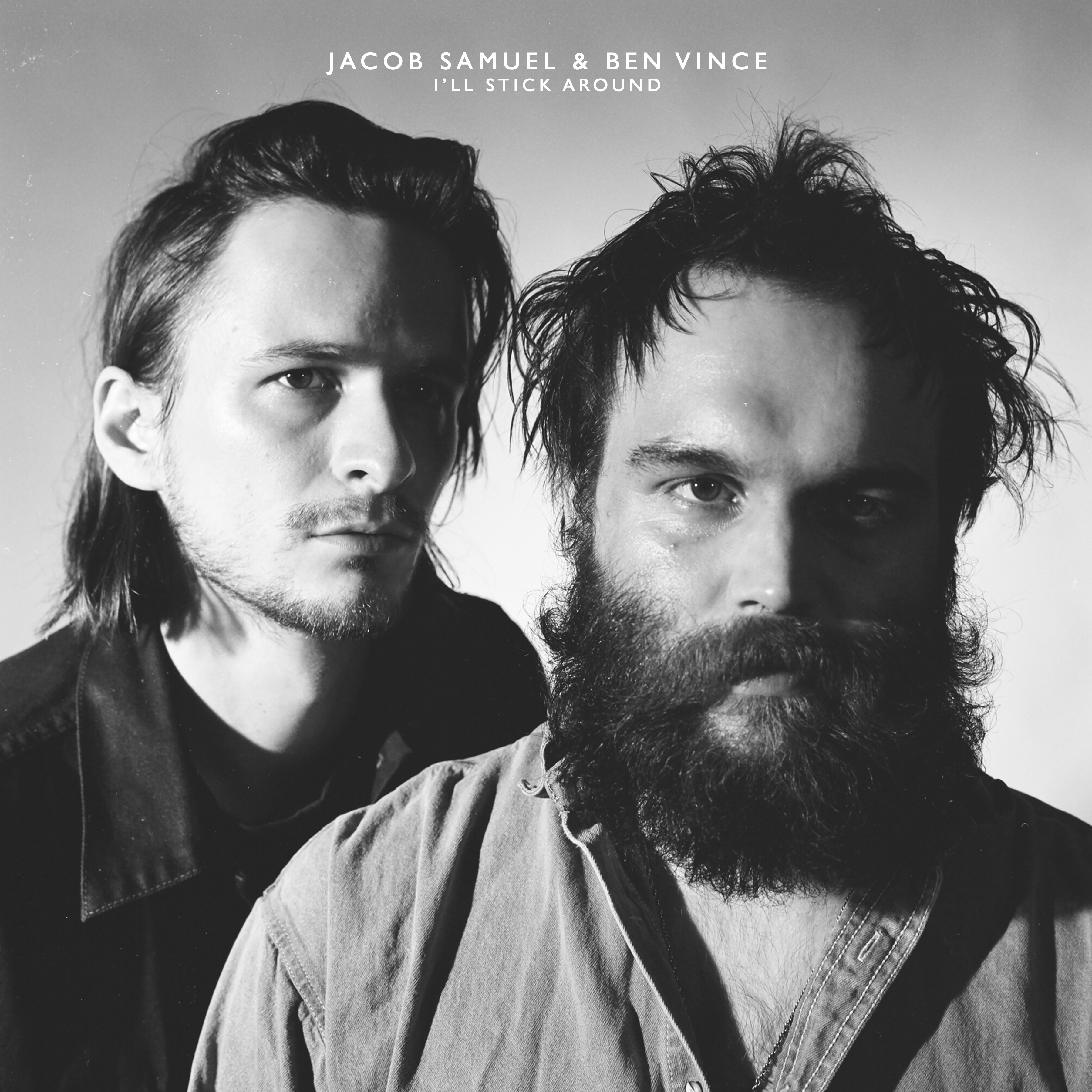 Jacob Samuel & Ben Vince/I'LL STICK.. LP