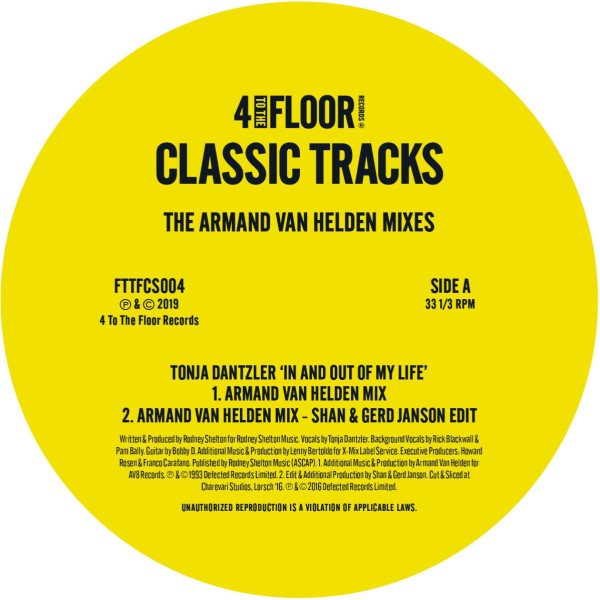 Various/THE ARMAND VAN HELDEN MIXES 12""