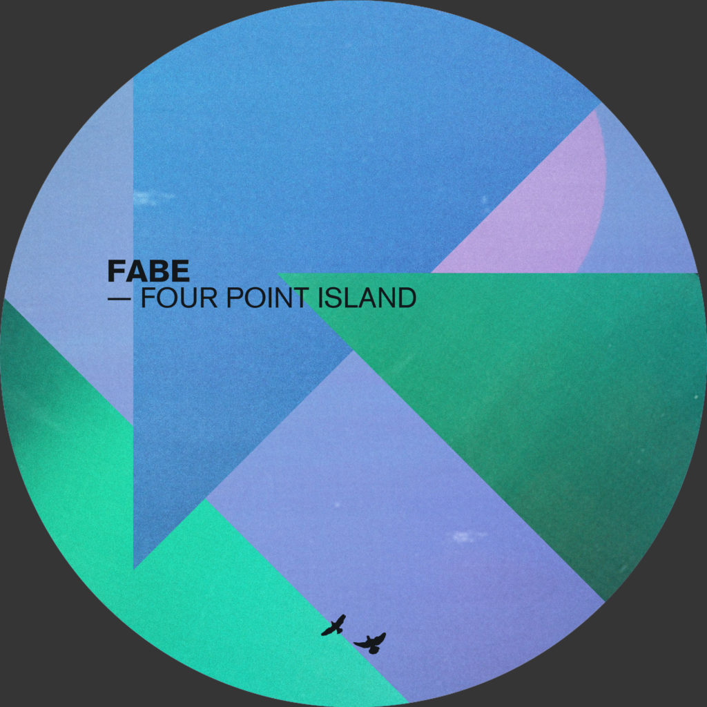 Fabe/FOUR POINT ISLAND LP SAMPLER 12""