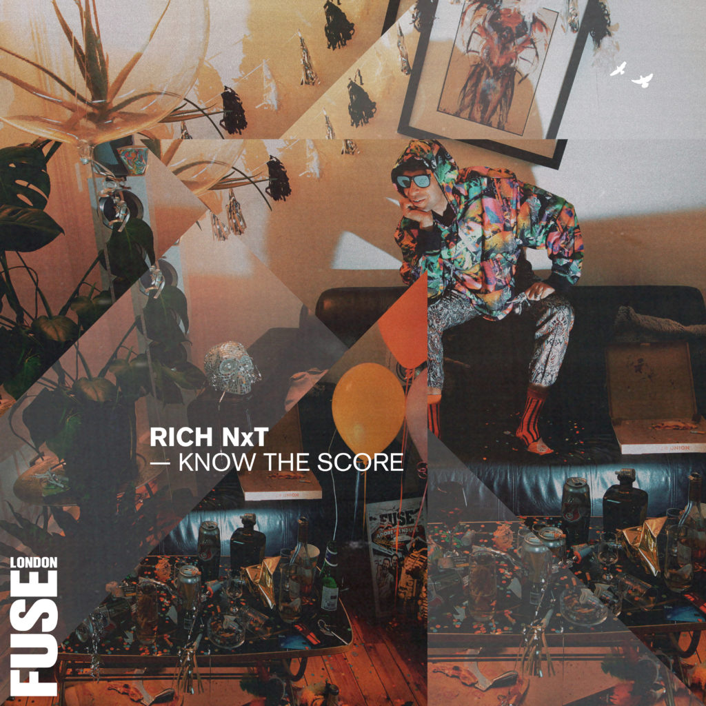 Rich NxT/KNOW THE SCORE DLP