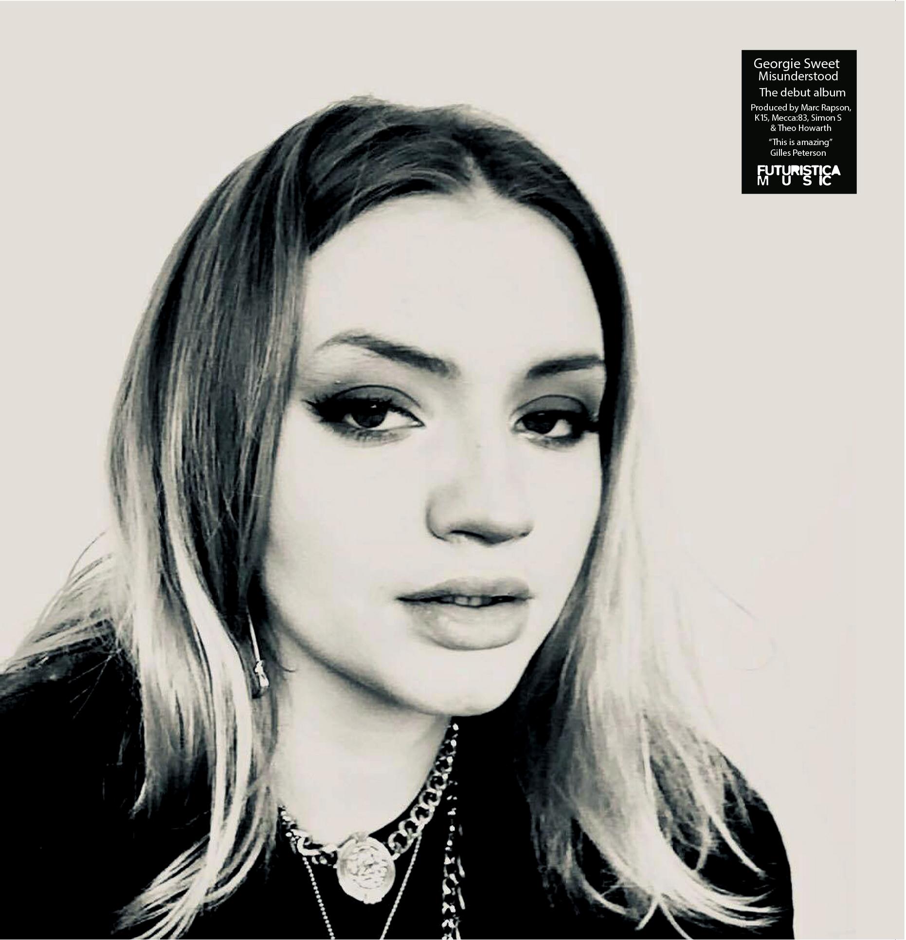 Georgie Sweet/MISUNDERSTOOD LP