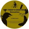 "Ron Trent & Erik Rico/SENSATION 12"""