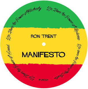 """Ron Trent/MANIFESTO 12"""""""