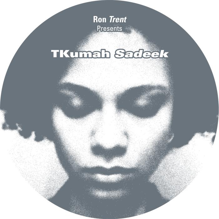 """Ron Trent & Tkumah Sadeek/IN TIME 12"""""""