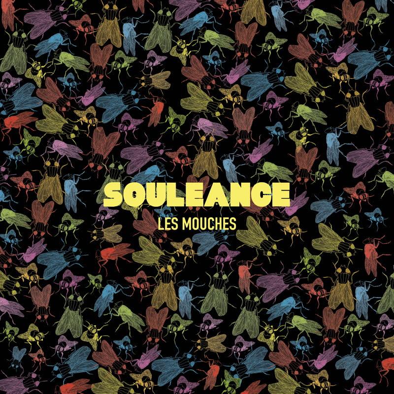 """Souleance/LES MOUCHES EP 12"""""""