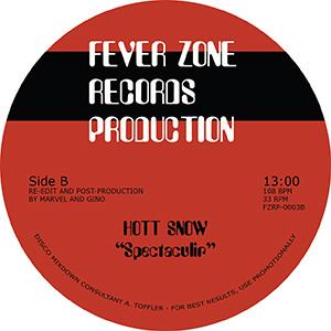 """Hott Snow/SPECTACULIR 12"""""""