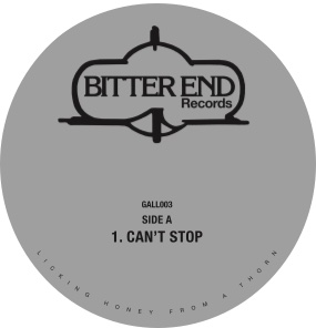 Various/BITTER END EP 3 12""