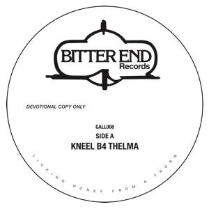 Unknown/KNEEL B4 THELMA 12""