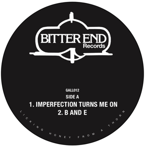 Bitter End/IMPERFECTIONS TURN ME ON 12""