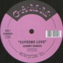 Johnny Darkos/SUPREME LOVE 12""